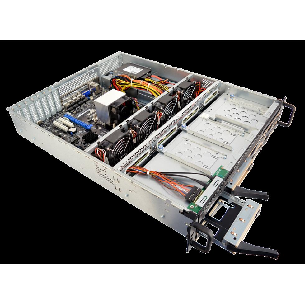 Сервер Аквариус T40 S208DF-B