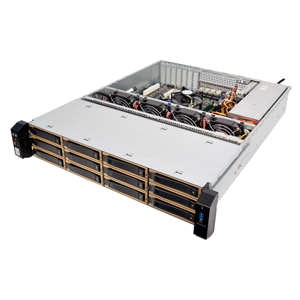 Сервер Аквариус T40 S212DF-B R52