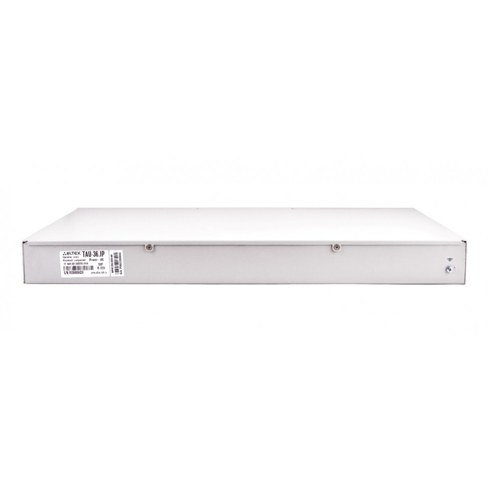 Абонентский VoIP-шлюз TAU-36.IP (36 FXS)