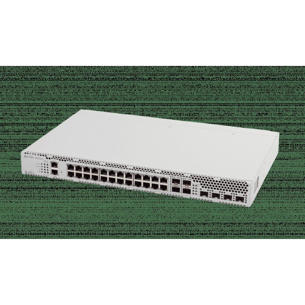 Коммутатор агрегации MES3324