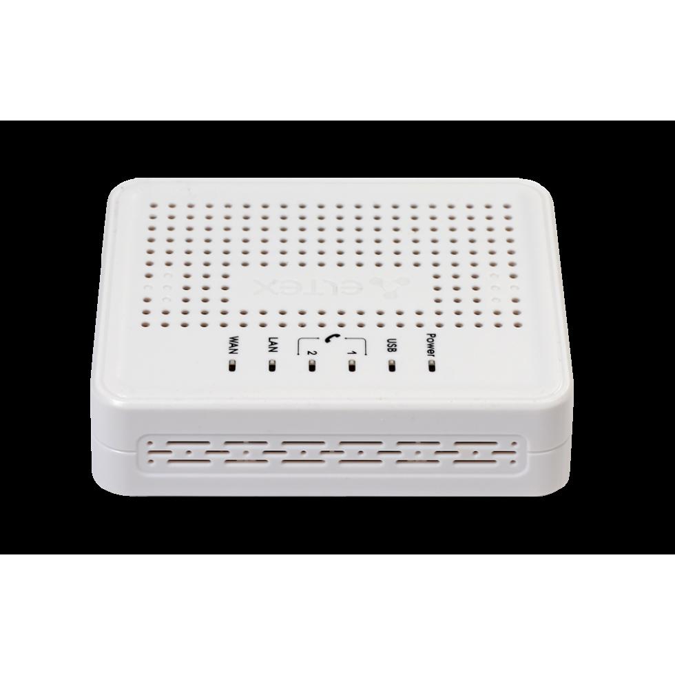 Абонентский VoIP-шлюз TAU-2M.IP