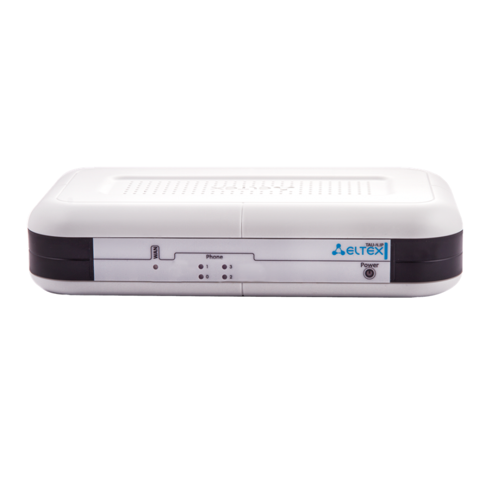 Абонентский VoIP-шлюз TAU-4.IP (4 FXS)