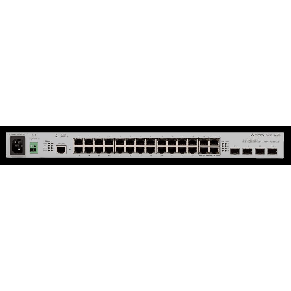 Коммутатор доступа MES1124MB