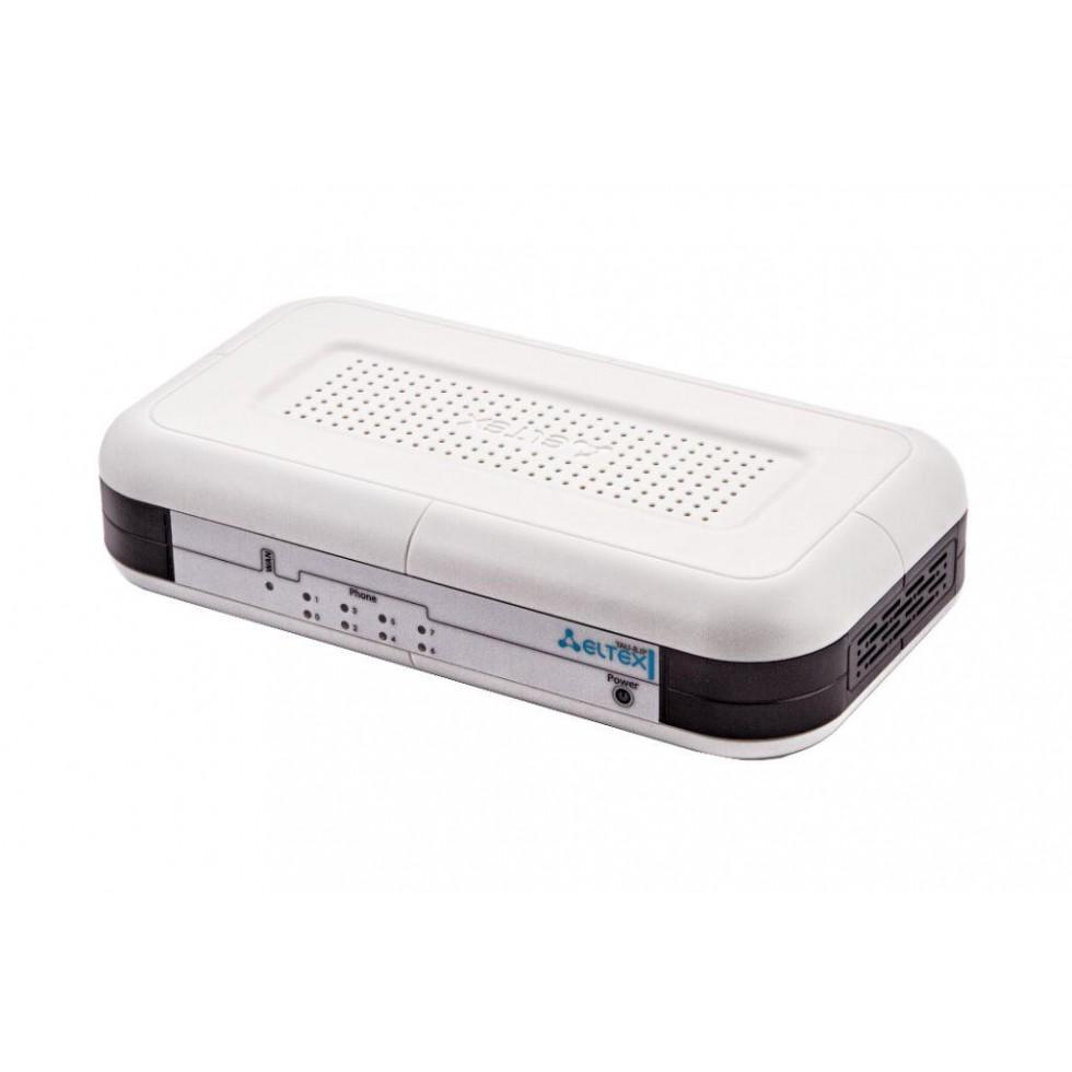 Абонентский VoIP-шлюз TAU-8.IP (8 FXS)