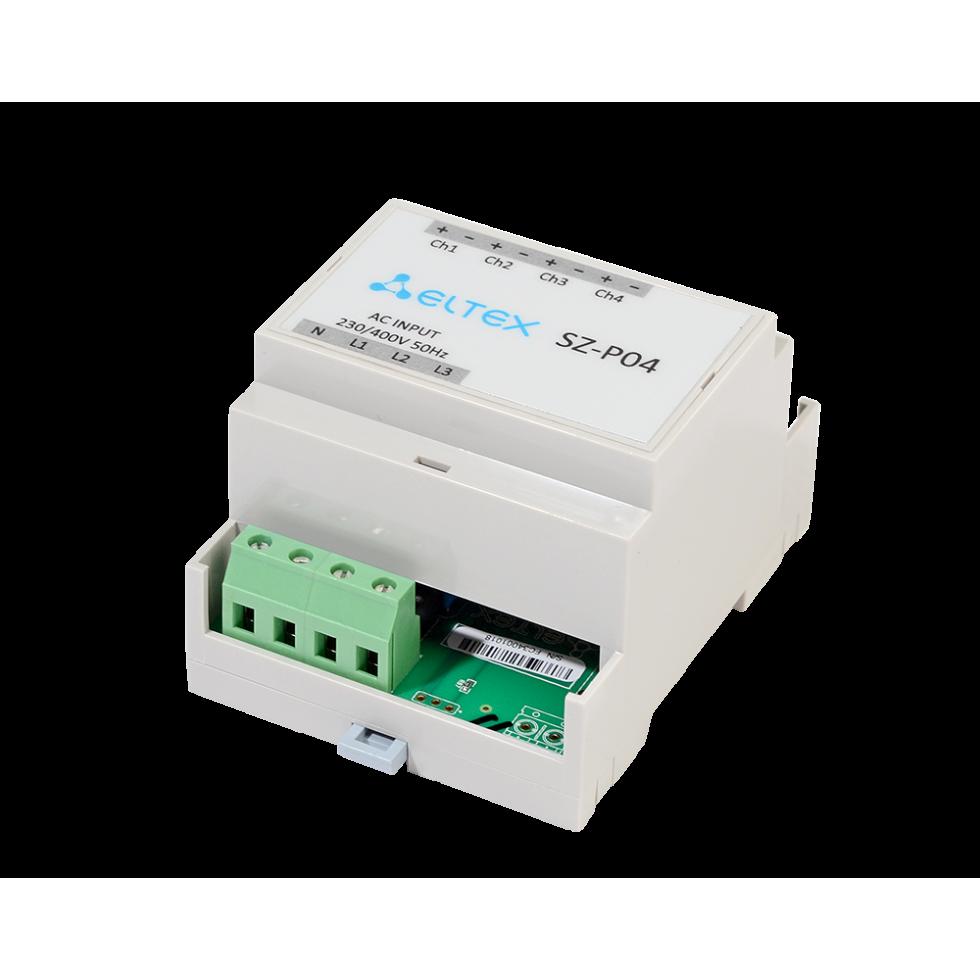 Регистратор потребления электроэнергии SZ-P04С