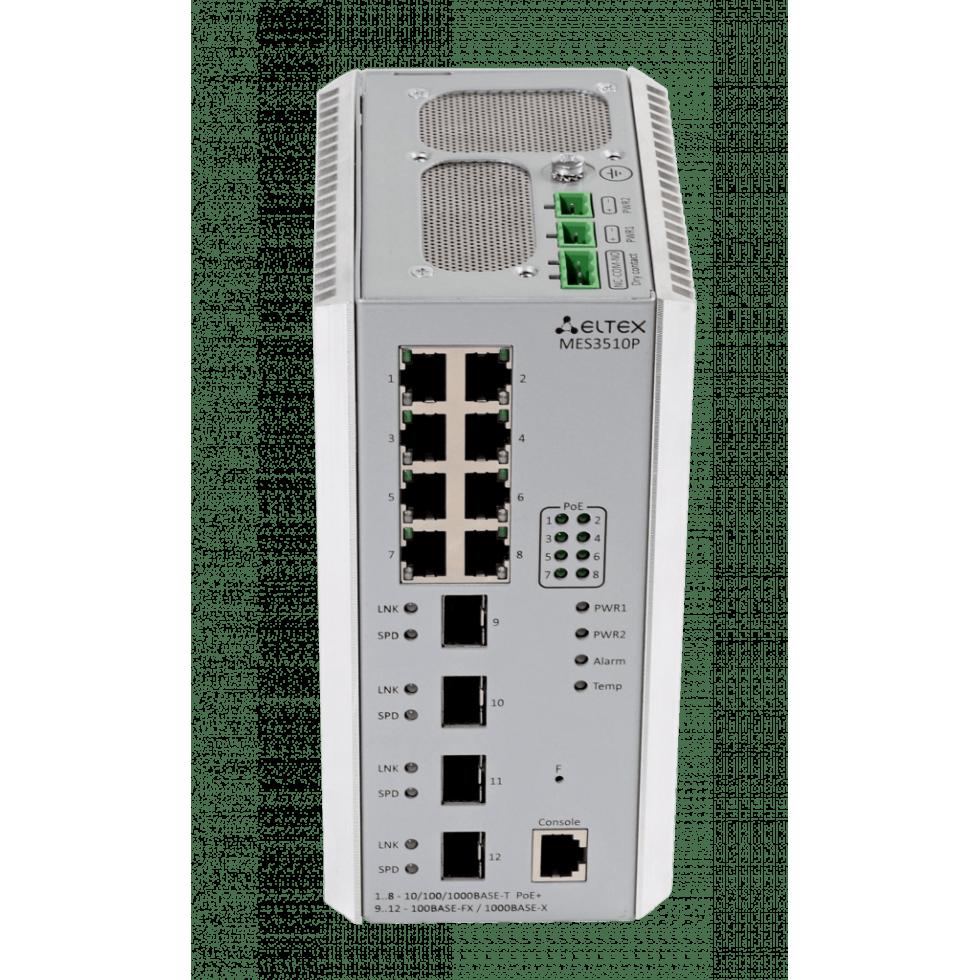 Промышленный коммутатор MES3510P
