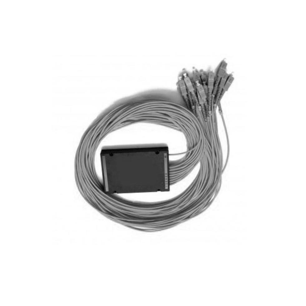 Оптический сплиттер PLC 1x16 3.0мм 17SC/APC