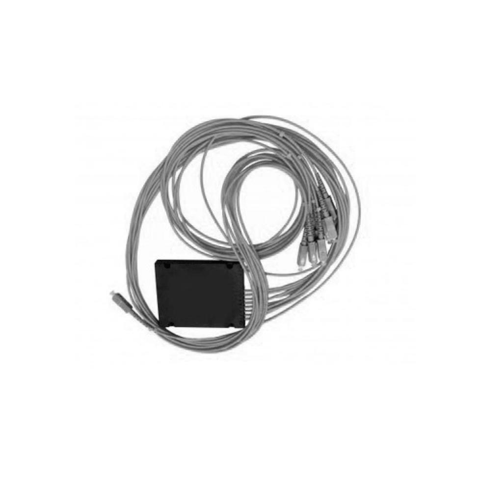 Оптический сплиттер PLC 1x8 3.0мм 9SC/APC
