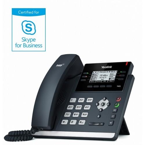 Yealink SIP-T42S для Skype for Business