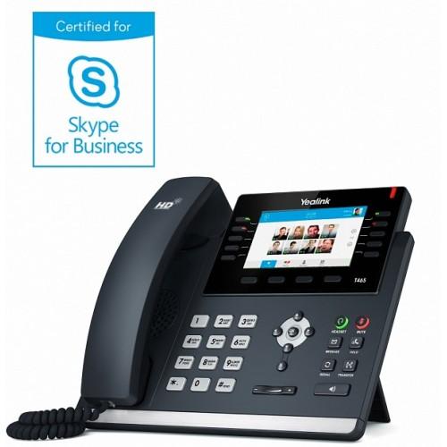 Yealink SIP-T46S для Skype for Business
