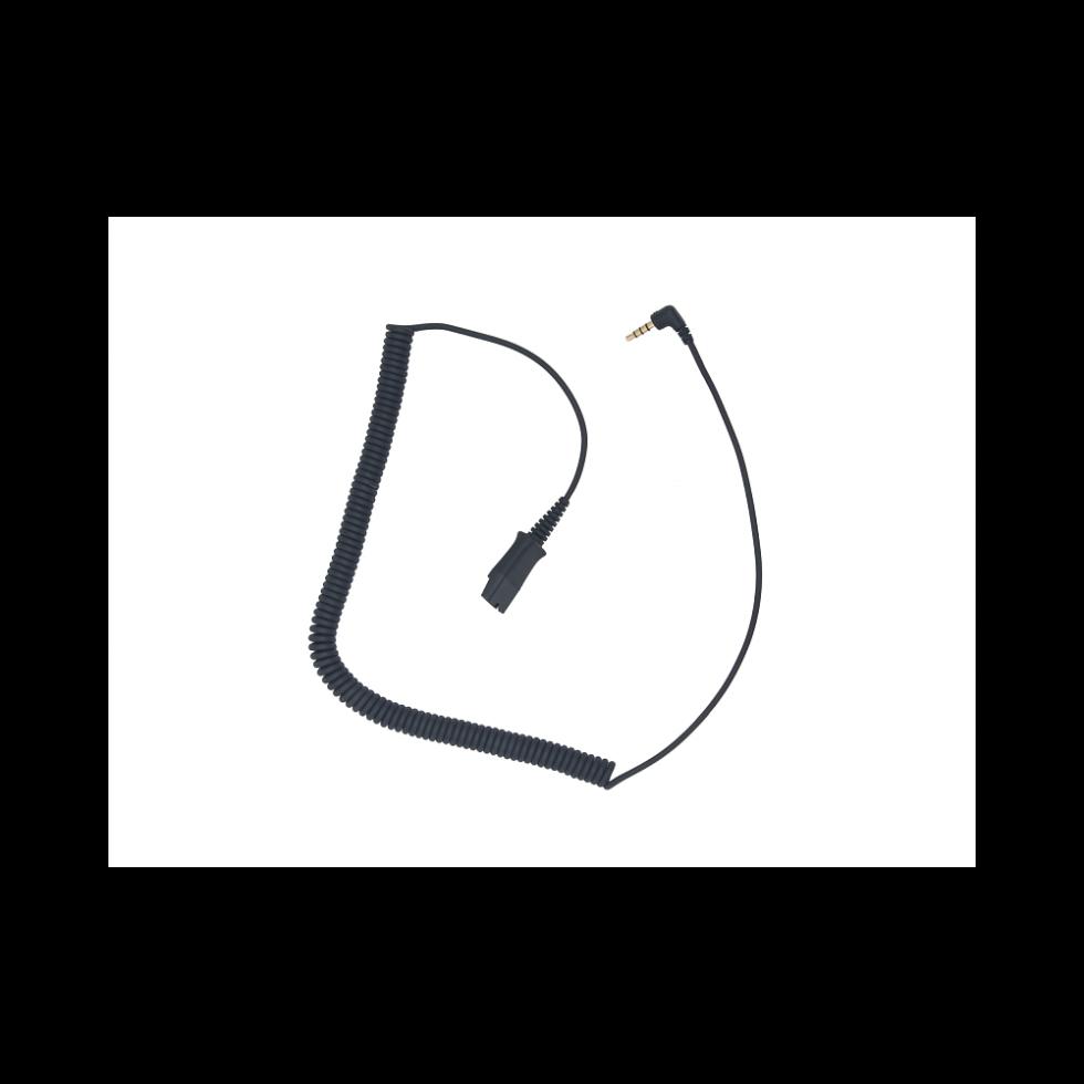 Шнур-переходник VT QD(P) - 3.5 mm (01)