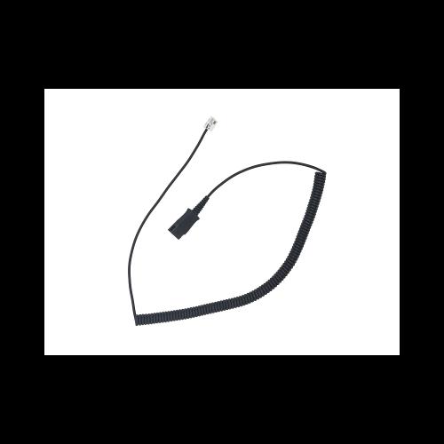 Шнур-переходник VT QD(P)-RJ9(02)
