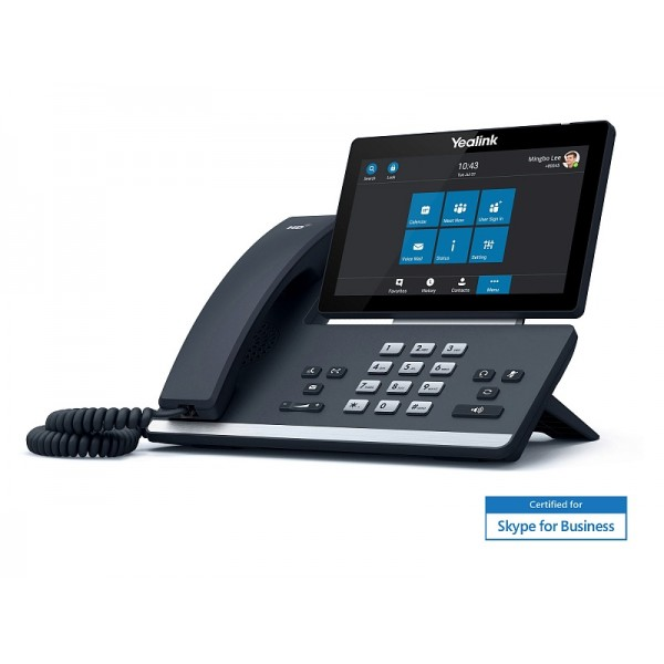 SIP-T58A для Skype for Business