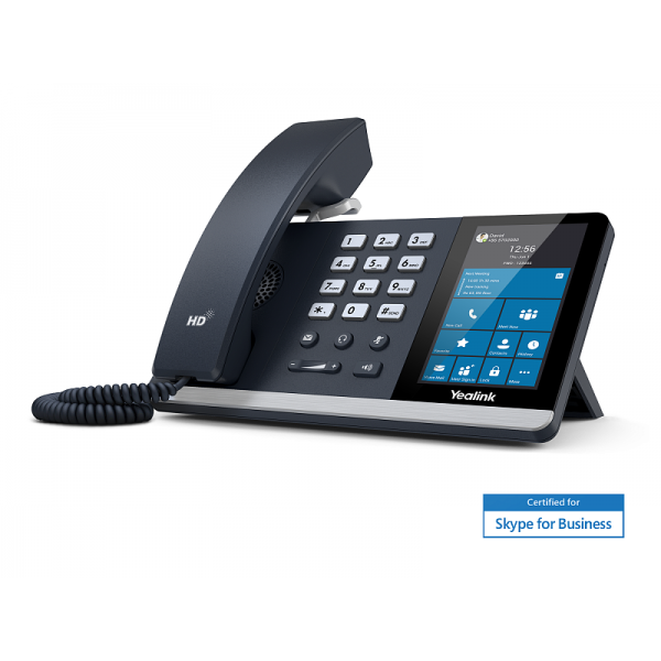 SIP-T55A для Skype for Business